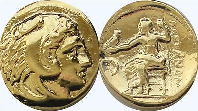 Percy Jackson Fans, Greek God Collection#1G, ALEXANDER/GREAT, King of Macedonia
