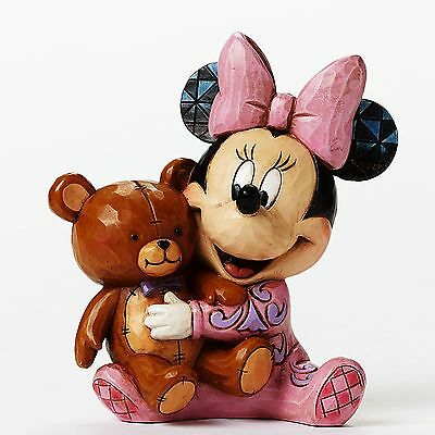 Disney Traditions - Baby's First Minnie Jim Shore Figurine 4049023