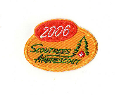 Scoutrees/Trees for Canada Scouts Canada 2006