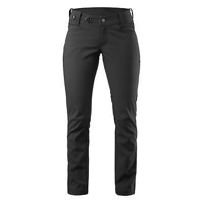 Kathmandu Delter Womens quickDRY Slim Fit Hiking Technical Pants Trousers Black
