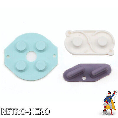 Gummipads conductive Buttons Tasten pads Game Boy Classic GB Silicone Rubber NEW