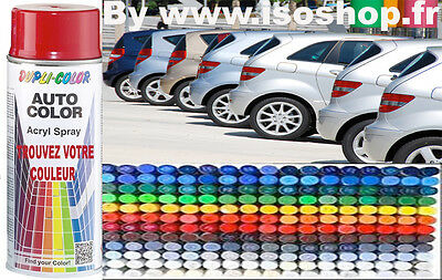 Dupli - Color Aérosol Teinte Peinture Automobile VOLKSWAGEN 400 ml Spray Laque