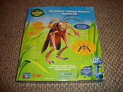 Disney Pixar A Bug's Life Electronic Talking Hopper Model Kit