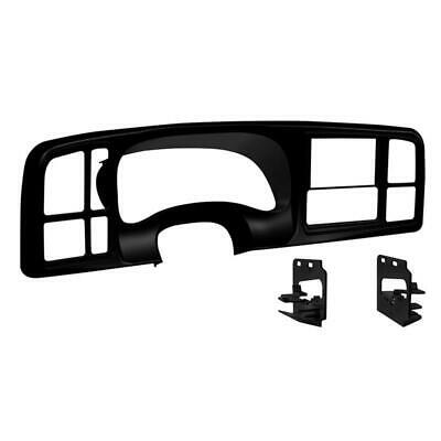 Metra DP-3002B Black Double DIN Dash Kit for Select 99-02 GM Full-Size Truck/SUV