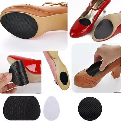 10X Unisex Self-Adhesive Anti-Slip Shoes Sole Protector Pads Non-Slip Cushion