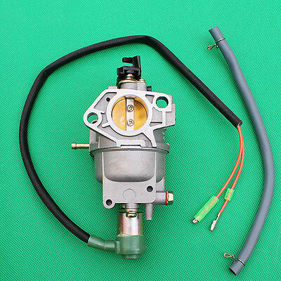 Carburetor with Solenoid For Honda GX390 188F Generator 13HP Engine Carburetor