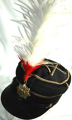 Vintage WWII Japanese Military cap hat M0628