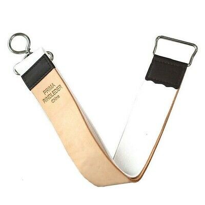Frank Shaving Two Sided Strop Leather Canvas Hanging #3