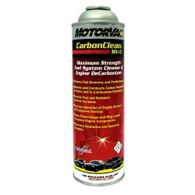 Carbon Clean MV-5 Fuel System Cleaner MTT400-0050 Brand New!
