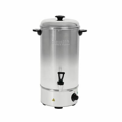 Buffalo Manual Fill Water Boiler 10Ltr 470x313x326mm Stainless Steel Hot Heater