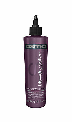 Osmo Blowdry Potion 250ml Adds Body Thickens Hair