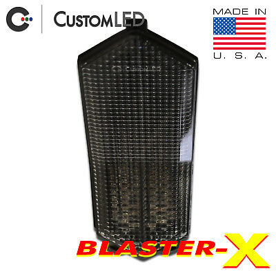 YZF-R1 Blaster-X Integrated Tail Light Programmable Ultra-Bright R1 Yamaha 15-19