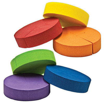 """2"""" x .5"""" Firm Colored Neoprene Inserts for Cloning Seed Starting - Pick Quantity"""