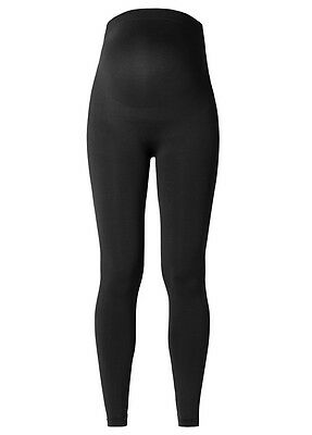 NEW - Noppies - Cara Seamless Leggings in Black - Maternity Leggings