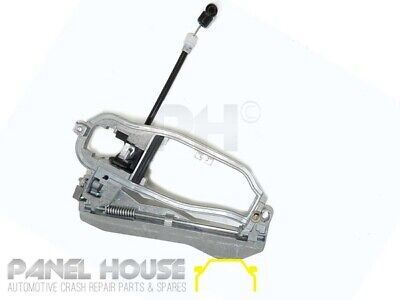 BMW X5 E53 Wagon 00-07 Left REAR Outer Door Handle Base Carrier PREMIUM QUALITY