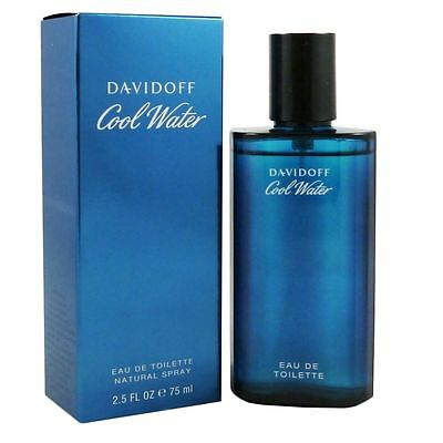 Davidoff Cool Water Man - Men 75 ml Eau de Toilette EDT