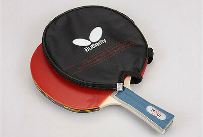 TBC201 Butterfly Table Tennis Ping Pong Racket Paddle Bat Blade FL