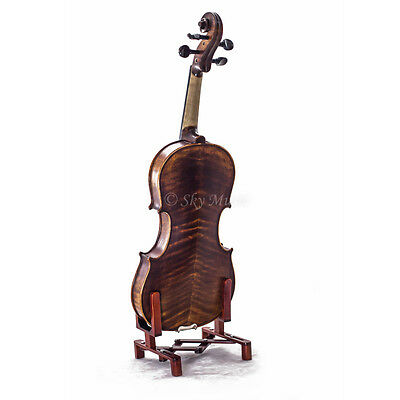 "New High Quality 16"" Size Viola Solid Wood Intermediate Satin Viola (1 Bow)"