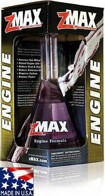zMAX Engine Treatment (12oz.) Engine Formula - 51212