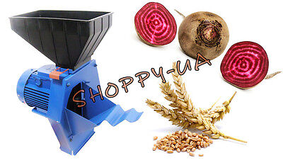 Forage Cutter Fodder Chopper For Root Plants (Sugar Beet) Corn Grain Cereal