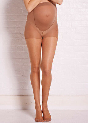 NEW - Noppies - Nude Sheer Tights | Maternity Hoisery
