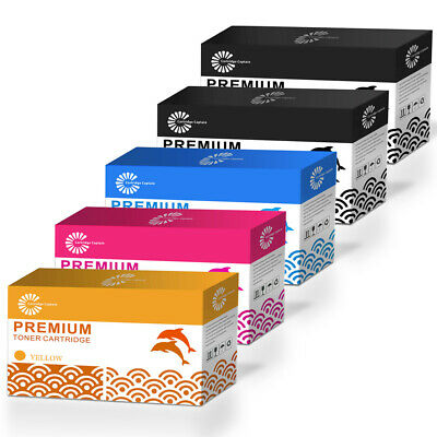 5 x Compatible Toner For Brother DCP9020CDW HL3140CW HL3150CDW HL3170CDW TN241