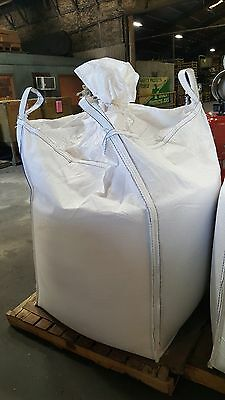 Bulk Bag Sack Storage Heavy Duty Industrial Capacity Supersack Super Sack 25 lot