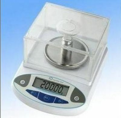 Digital Balance Scale2000g 0.01g Precision Accurate AUG
