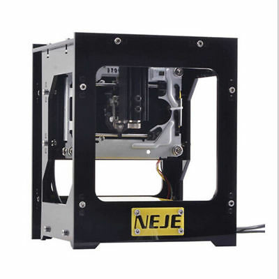 300mW-1 USB DIY Laser Engraver Cutter Engraving Cutting Machine Printer CNC