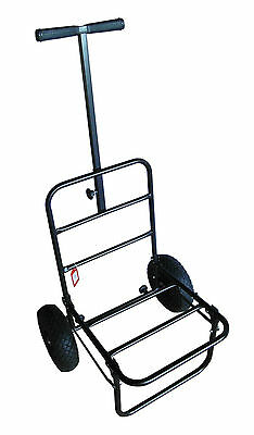 MDI Fold-Away Fishing Trolley with Pnuematic Tyres For Coarse, Match, Carp, Sea
