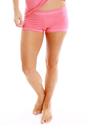 NEW - QueenBee® - Nadia Boyleg Briefs in Pink | Maternity Lingerie