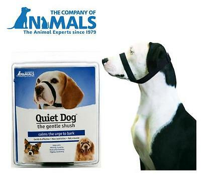 Quiet Dog.Calms barking, whining, jumping, chewing, digging, scratching Sizes1-5