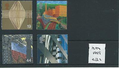 Gb Commems - C132 - May 1999 - The Workers Tale  - Unm. Mint Set