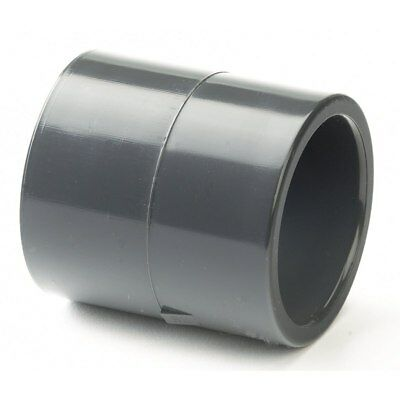 PVC /PVCu Pipe Fittings Solvent Cement Plain Socket Imperial