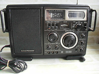Rare Vintage Collectable NATIONAL PANASONIC DR 28 Receiver - Model RF 2800 BA