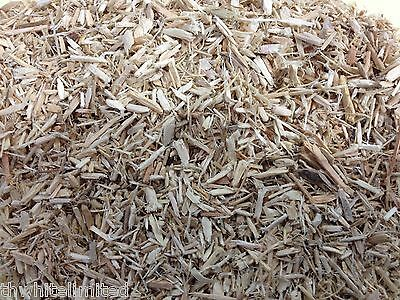 Large Bale 20kg Wood chip shavings  double dedusted - Pet Bedding (MMCS)