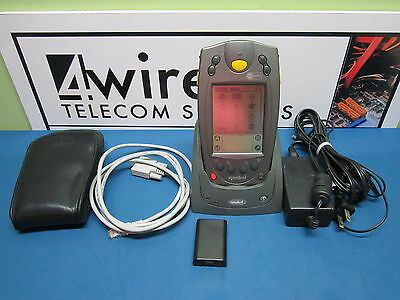 Symbol SPT 1800 ZRG80400 Scanner 8MB RAM Kit w/ CRD1800-1000S & Spare Battery