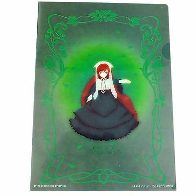 Rozen Maiden Clear File Folder A4 Japan anime promo official #10