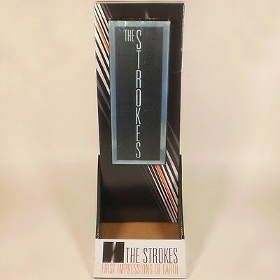 The Strokes First Impressions of Earth Light Box Display Stand Sign Promo RCA