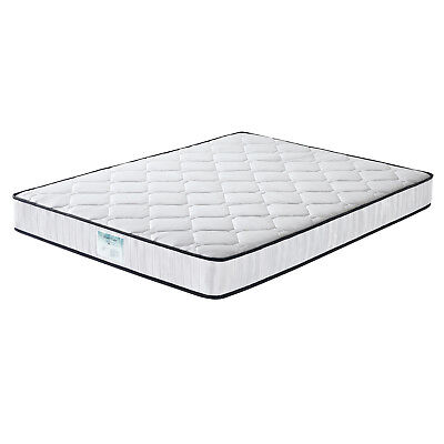 Mattress King Queen Double Single Size Bed Sleep System Pocket Spring Foam SSII