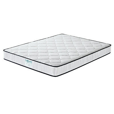 New Bed Mattress King Queen Double Single Sleep System Foam Pocket Spring SSII