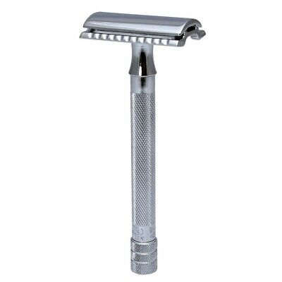 Merkur 23C Classic Safety Razor Long Handle Double Edge Made in Germany