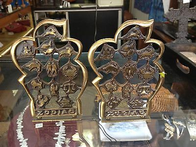 Awesome Astrology Zodiac Sign Decorative Plaque Israel BookEnd