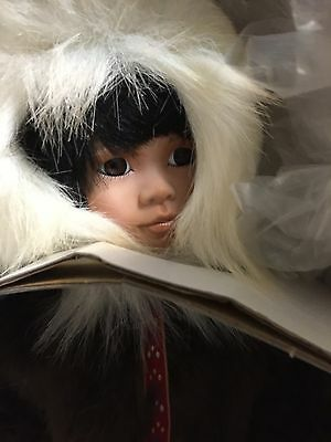 Tulu Georgetown Collection Doll By Linda Mason