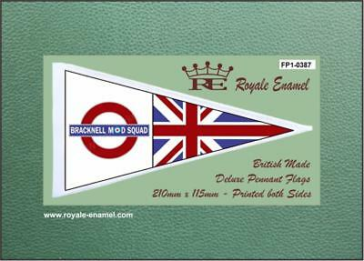 ROYALE ANTENNA PENNANT FLAG THE MODFATHER FP1.0080