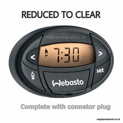 WEBASTO 1533 Controller OVAL TIMER.THERMO TOP.9006122B.....FREE UK POST