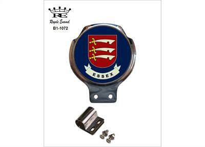 Royale Classic Car Badge & Bar Clip COUNTY of ESSEX B1.1072
