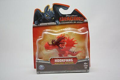 "How To Train Your Dragon Hookfang 3"" Dragon Action Figure Defenders Of Berk"