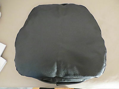 BESI Bostrom Replacement Air Seat Cover Back Black International Truck Bus Vinyl