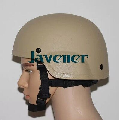 MICH2000 Simple Military tactical helmet protective airsoft paintball feild
